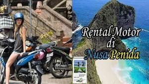 Rental Motor di Nusa Penida