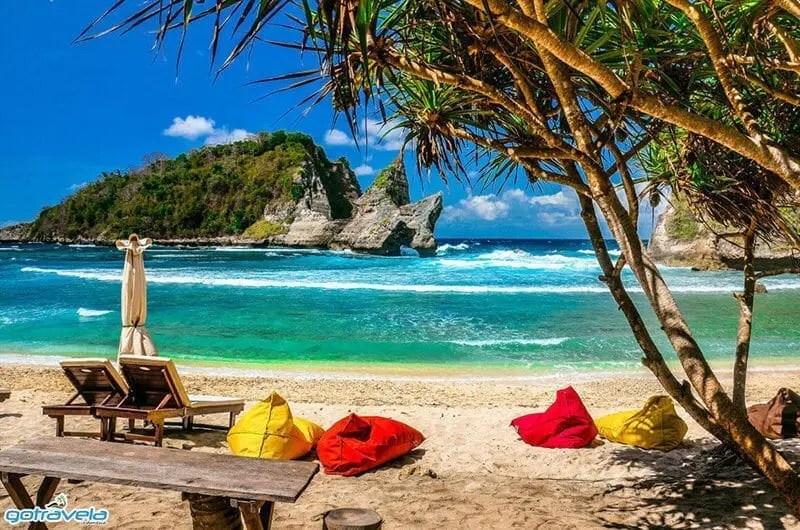 Pantai Crystal Bay Penida