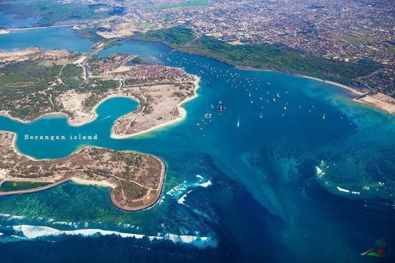 Pulau serangan bali