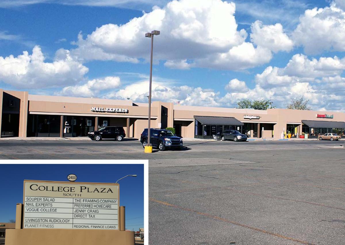 2400 Cerrillos Rd Santa Fe NM  Retail Property For Lease  NAI Maestas  Ward