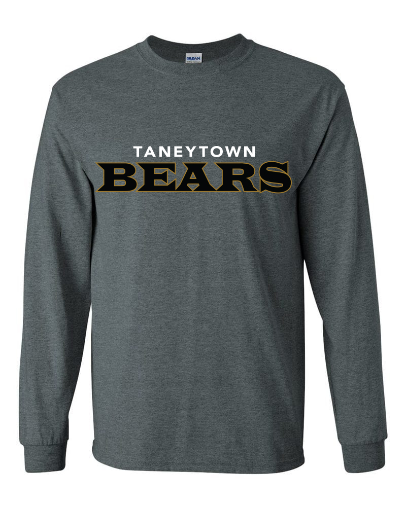 1db9bf45a Home / Taneytown / Long Sleeved T-Shirts / Taneytown Bears – Raven Themed LS
