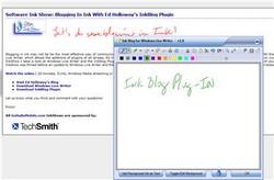Inkblogplugin
