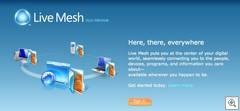 Live Mesh Tech Preview