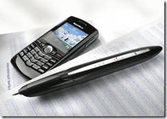 Anoto Blackberry