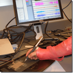 Norconnect Handwriting Recognition Glove