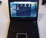 Toshiba NB100 Netbook