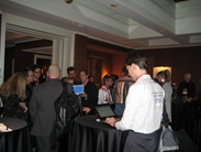 CES 2009 Tablet and Touch Community Meetup 019