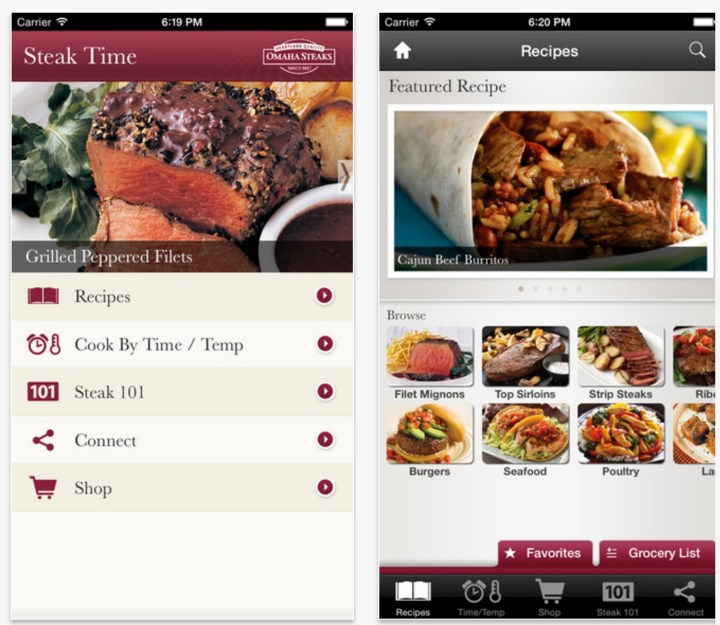 Best Grilling apps iPhone Android - 1