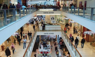 Black Friday Mall Cell Phone Tracking