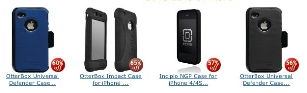 Cyber Monday iPhone Case Deals at Amazon