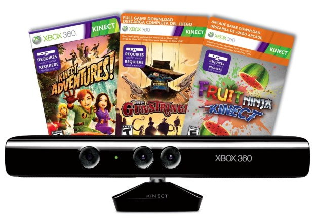 Xbox 360 Kinect Cyber Monday