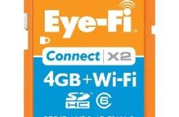 Eye-Fi Connect X2