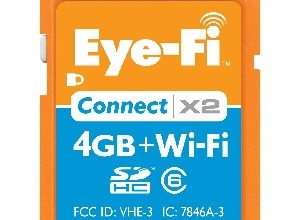 Eye-Fi Connect X2