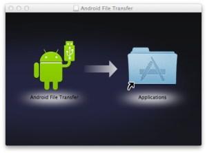 Android to Mac Galaxy Nexus
