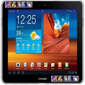 Apple Galaxy Tab 10.1 Design