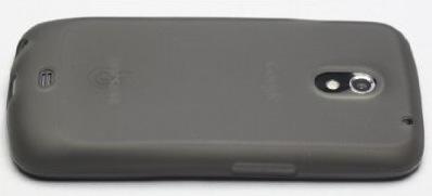 Diztronic Matte Black Galaxy Nexus Case