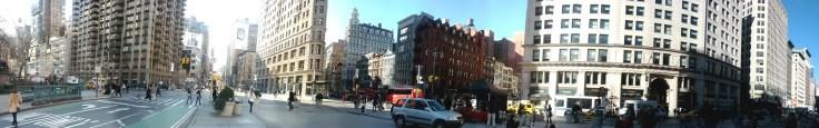 Panoramic Picture - Galaxy Nexus Camera Test Shots