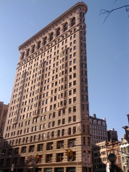 Flatiron Closeup - Outdoor, Sunlight - Galaxy Nexus Camera Test Shots