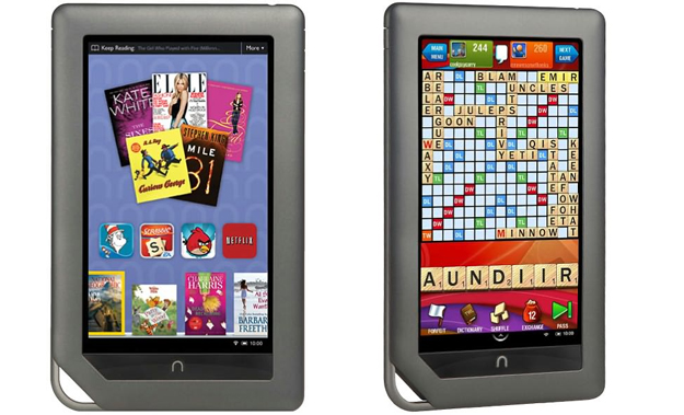 Nook Color Software Update 1.4