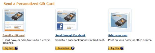 amazon app store gift card