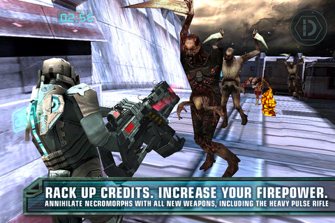 Dead Space iPhone App