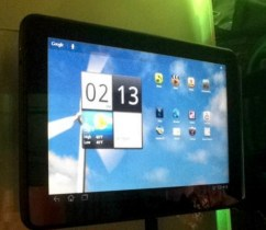 Acer Iconia A200 Hands On Ces 20123