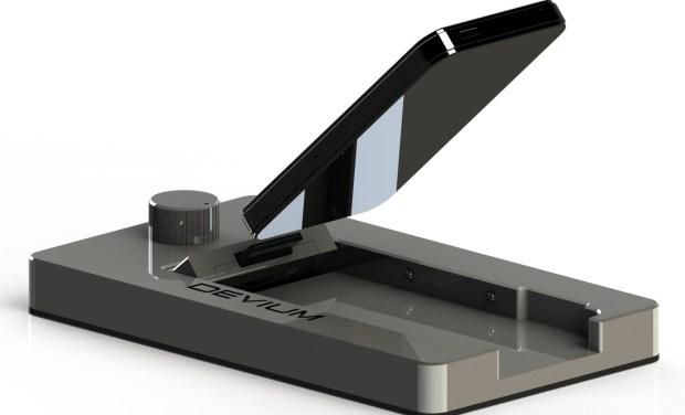 Dash iPhone car stereo Faceplate