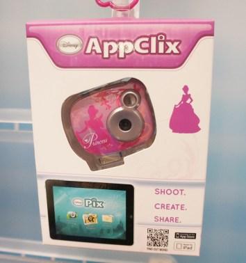 Disney AppClix Camera Princesses