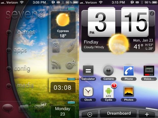 Best iPhone 4S Jailbreak Apps & Tweaks in Cydia