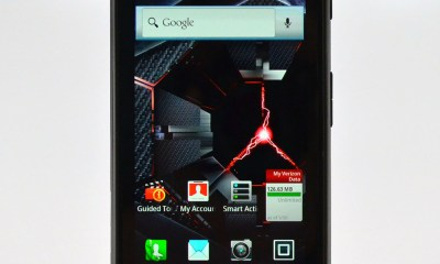 Droid RAZR MAXX Display