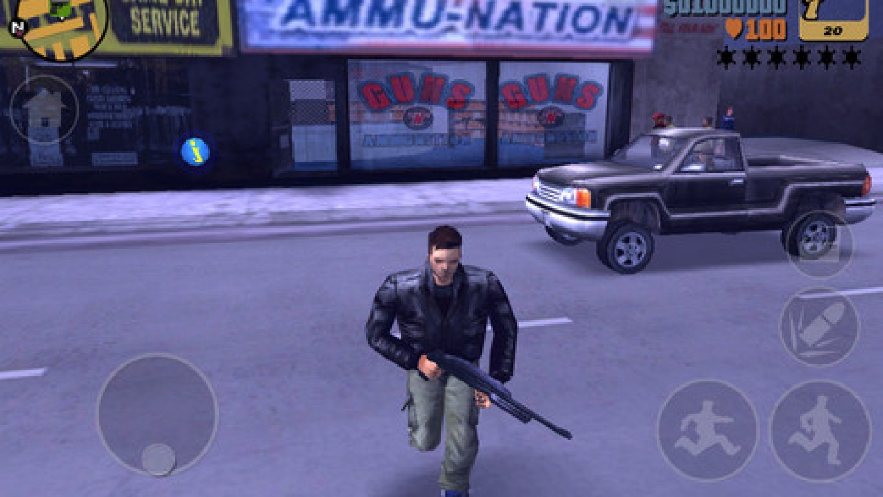 Cheat Codes Do Work in Grand Theft Auto III for Android and iOS