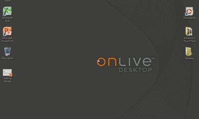 OnLive Desktop