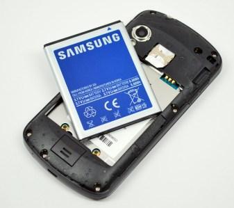 Samsung Stratosphere Battery