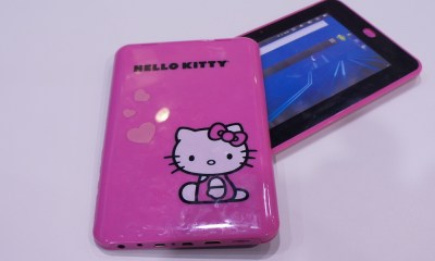 Hello Kitty Android Tablet