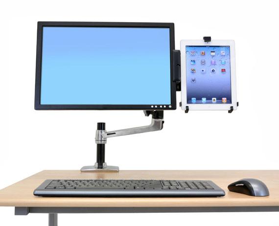 iPad Monitor Mount Ergonomic