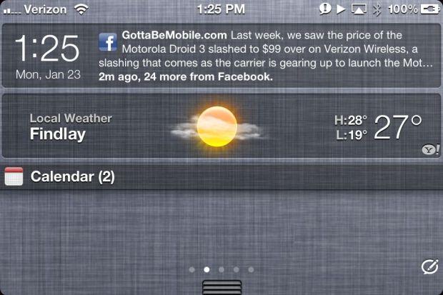 iPhone 4S Jailbreak InteliscreenX