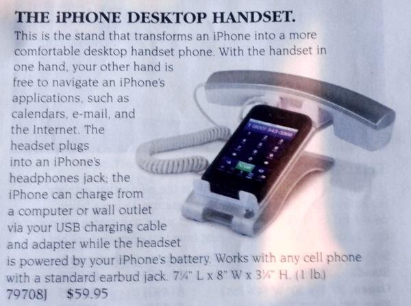 IPhone Handset