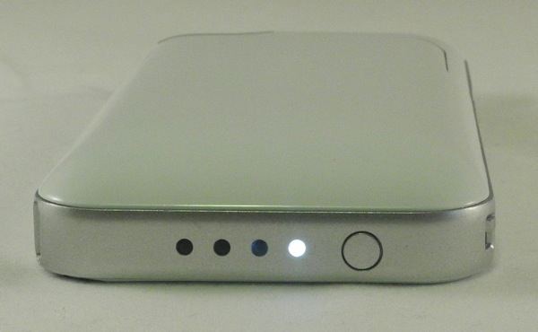 Mophie LED readout
