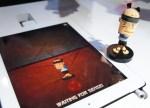Mattel Apptivity Fruit Ninja and Sensei Figure