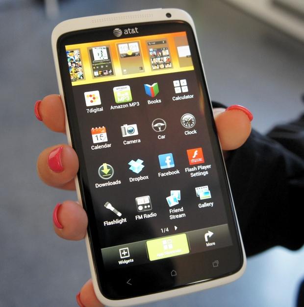 HTC One X - HTC Sense 4.0 Shortcuts Browser