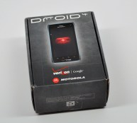 Droid 4 Review - Box