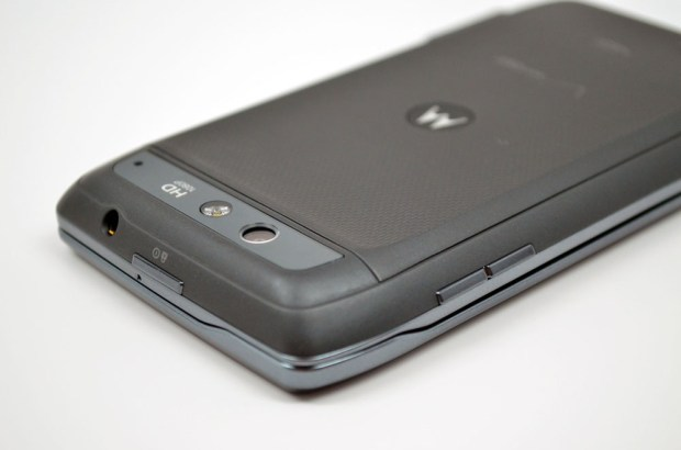 Droid 4 Review - Design