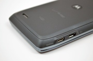 Droid 4 Review - Ports