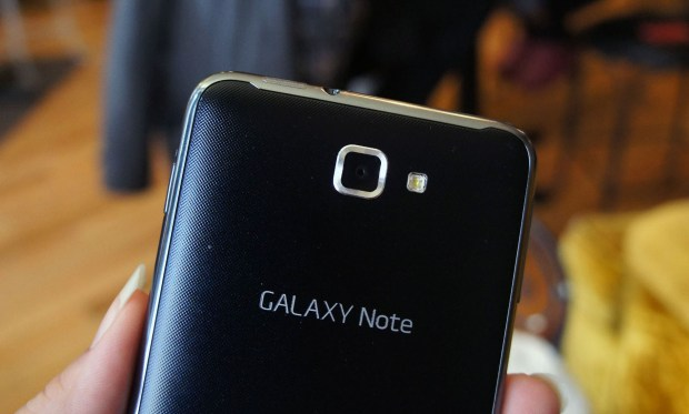 Galaxy Note 8MP Camera