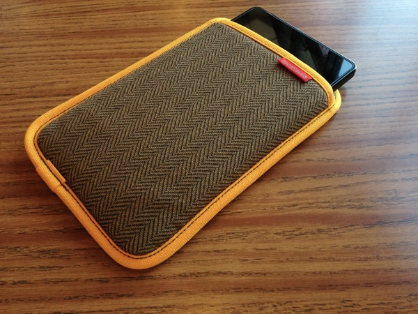 Rickshaw Kindle Fire Sleeve