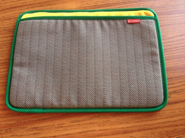 Rickshaw sleeve for MacBook Air 11