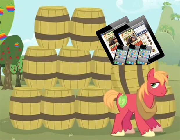 My Little Pony - The Apple Episode