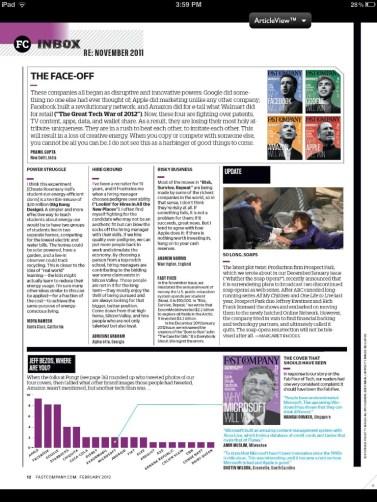 Nook - Magazine Page