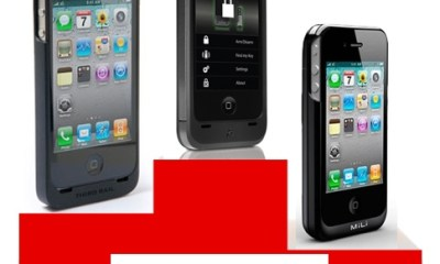 iPhone 4S battery cases
