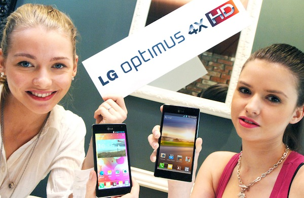 LG Optimus 4X HD: Features, Release Date, Carriers